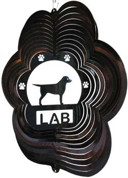 Lab wind spinner