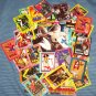 Starter Pack of Mego Museum and PlaidStallions Trading Cards