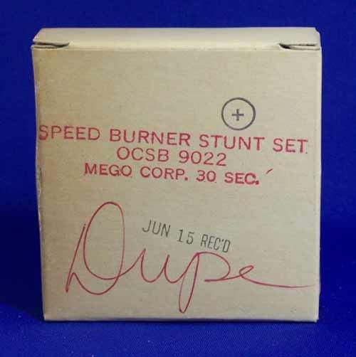 Mego Speed Burners Commercial Original 16mm Film