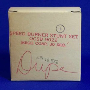 Mego Speed Burners Commercial Original 16mm Film