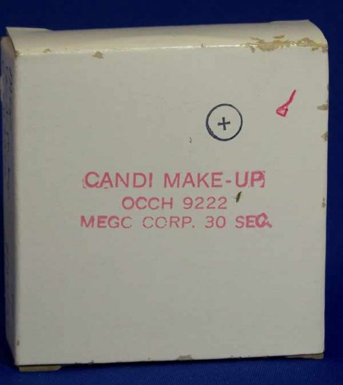 Mego Candi Make Up Center Commercial Original 16mm Film
