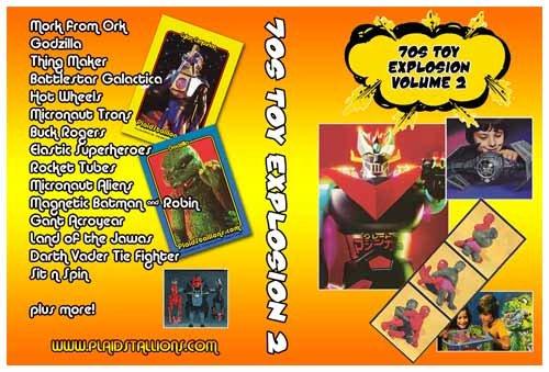 70s Toy Explosion DVD Volume 2
