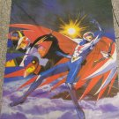 Gatchaman Battle of the Planets Flag