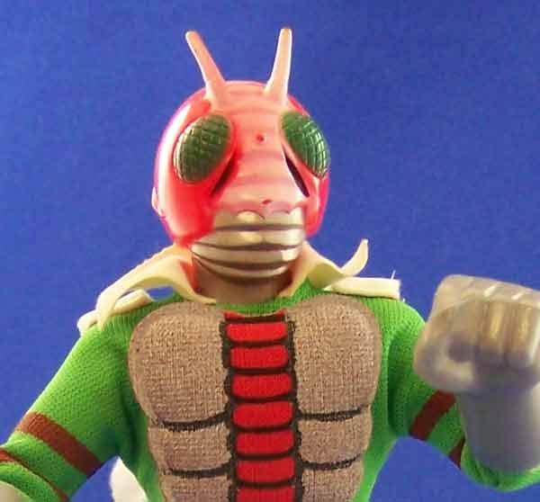 Mego Popy Kamen Rider V3 Doll MIB