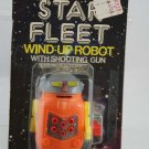 AHI Star Fleet Wind Up Robot with Sparkling Gun MOC