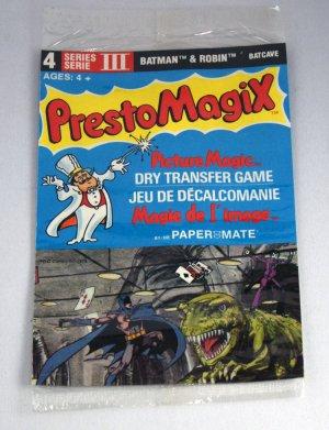 Batman Presto Magix Set Series 3