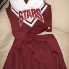 Cheerleader outfit costume youth