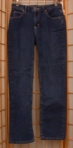 Jeans Blue Denim Riders by Lee Size 10 M