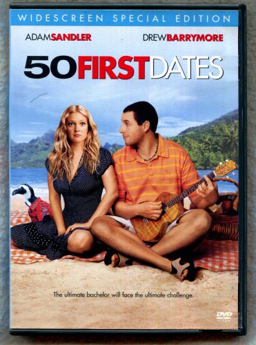 DVD    50 First Dates
