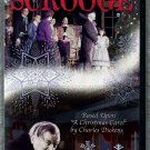 DVD    Scrooge