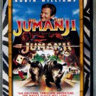 DVD    Jumanji Collectors Series
