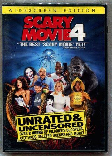 DVD  Scary Movie 4