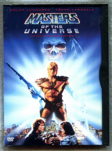 DVD  Masters Of The Universe
