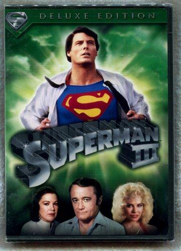 DVD  Superman III
