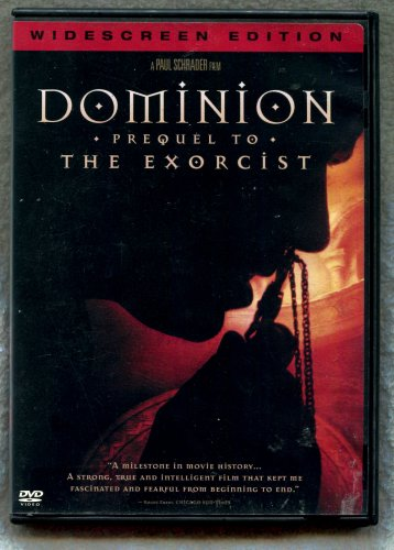 DVD  Dominion Prequel To The Exorcist