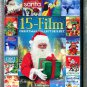DVD  15-Film Christmas Collectors Set