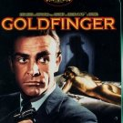 DVD  Goldfinger 007 Special Edition 1964