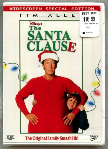 DVD Disney   The Santa Clause