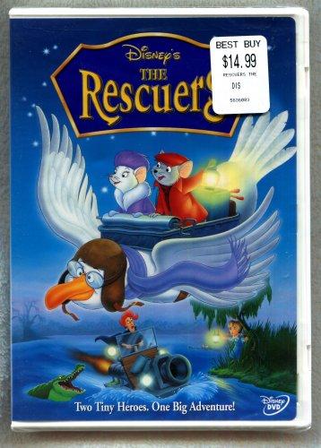 DVD Disney   The Rescuers