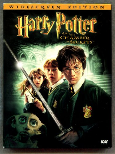 DVD  Harry Potter And The Chamber Of Secrets