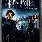 DVD  Harry Potter And The Goblet Of Fire