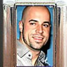 CHRIS DAUGHTRY #2 ITALIAN CHARM CHARMS