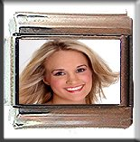 CARRIE UNDERWOOD #1 ITALIAN CHARM CHARMS
