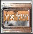 ONESIDEZERO ITALIAN CHARM CHARMS