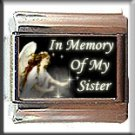 IN MEMORY OF SISTER ANGEL ITALIAN CHARM CHARMS