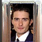 ORLANDO BLOOM #4 ITALIAN CHARM CHARMS