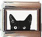 BLACK CAT ITALIAN CHARM