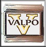 VALPARAISO UNIVERSITY ITALIAN CHARM CHARMS