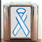 LUNG CANCER #2 AWARENESS ITALIAN CHARM CHARMS