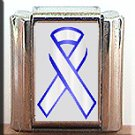 KIDNEY CANCER AWARENESS ITALIAN CHARM CHARMS