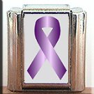 HODGKINS LYMPHOMA AWARENESS ITALIAN CHARM CHARMS