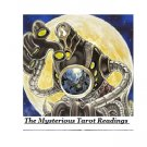The Mysterious Tarot Readings structure deck