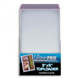 3x5 Toploader (ct. 1 ea.)