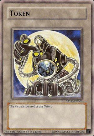 Arcana Force XVIII-The Moon Token