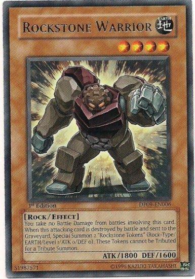 Rockstone Warrior