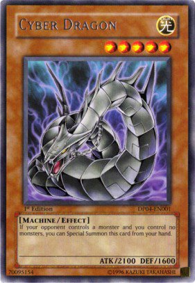 Cyber Dragon (1st Edition)