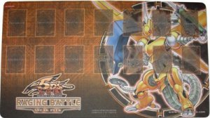 Yugioh Power Tool dragon Raging battle Sneak Peek playmat