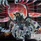 Yugioh Black-Winged Dragon The shining Darkness Sneak peek playmat