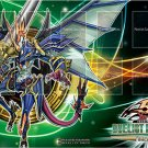 Yugioh Dragon knight Draco-Equiste Duelist Revolution Sneak Peek Playmat