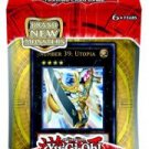 Yugioh: Starter deck: Dawn of the xyz (1st Edition)