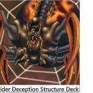 Spider deception structure deck