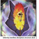 Infernity handless deception structure deck