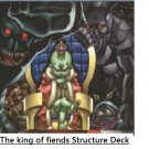 The king of fiends Structure Deck
