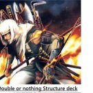 Double or nothing structure deck