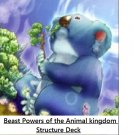 Beast powers of the animal kingdom structure deck