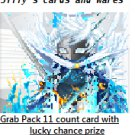 Jiffys Cards and Wares Grab Pack (11 card Count)